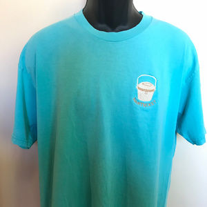 Vintage Shirts - 90s Nantucket Picnic Basket Shirt